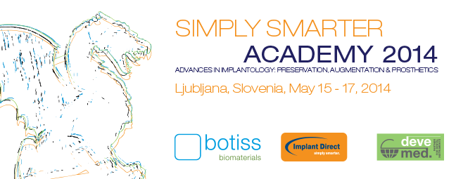 Simply Smarter Academy 2014