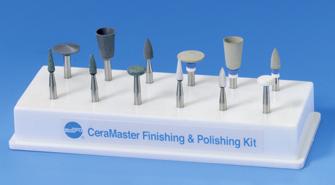CeraMaster Finishing & Polishing Set