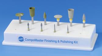 CompoMaster Finishing & Polishing Set CA/FG